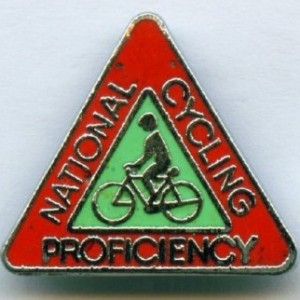 National Cycling Proficiency 1960-70s