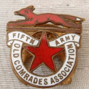 5th Army Old Comrades Association