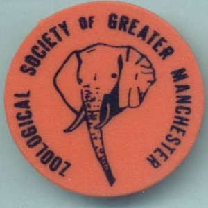 Zoological Society of Manchester elephant